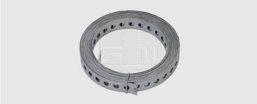 SWG Montagelochbänder 5 m x 17 mm Stahl verzinkt 5000 mm 1 St.