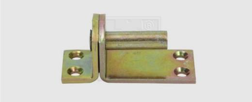 SWG Kloben auf Platte Form I 16 mm Stahl verzinkt 1 St.