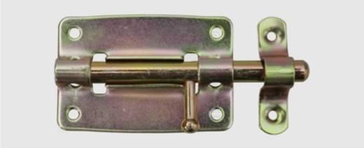 SWG Grendelriegel 80 X 50 Stahl gelb verzinkt 80 mm 1 St.