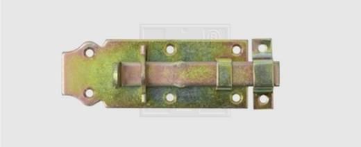 SWG Schlossriegel gekröpft mit Schlaufe 200 mm Stahl verzinkt 200 mm 1 St.