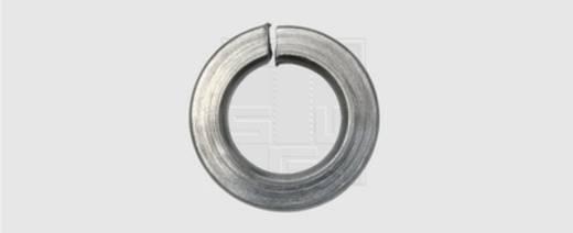Federring Innen-Durchmesser: 10.2 mm M10 DIN 127 Edelstahl A2 50 St. SWG