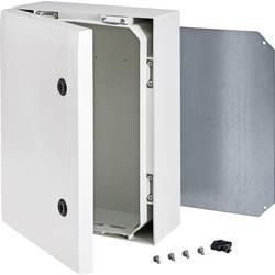 Puzdro na stenu, inštalačná krabička Fibox ARCA 8120023, (d x š x v) 300 x 400 x 210 mm, polykarbonát, sivá, 1 ks
