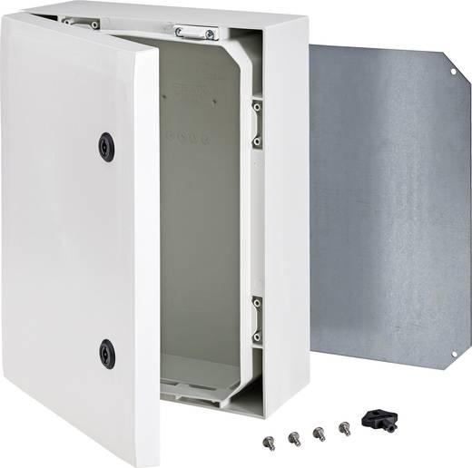 Fibox ARCA 8120006 Wand-Gehäuse, Installations-Gehäuse 400 x 300 x 150 Polycarbonat Grau 1 St.