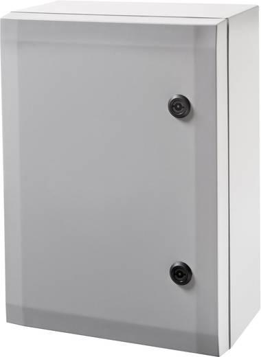 Wand-Gehäuse, Installations-Gehäuse 400 x 500 x 210 Polycarbonat Grau Fibox ARCA 8120025N 1 St.