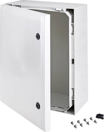 Wand-Gehäuse 500 x 400 x 210 Polycarbonat Grau Fibox ARCA 8120011 1 St.