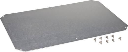 Montageplatte (L x B) 600 mm x 400 mm Stahlblech Fibox ARCA 8120736 1 St.