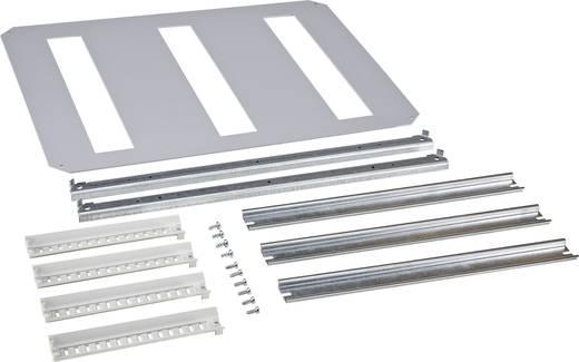 Fibox ARCA 8120769 Montagerahmen 3-reihig Stahl Grau (L x B) 500 mm x 400 mm 1 St.