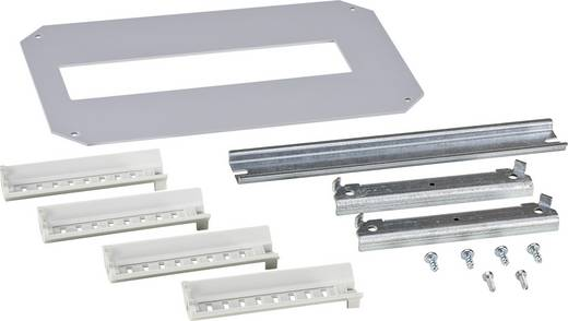 Fibox ARCA 8120791 Montagerahmen 1-reihig Stahl Grau (L x B) 200 mm x 300 mm 1 St.