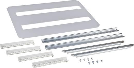 Montagerahmen 2-reihig Stahl Grau (L x B) 400 mm x 600 mm Fibox ARCA 8120797 1 St.