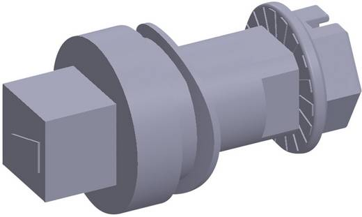 Verschlusseinsatz Doppelbart Fibox ARCA LIS ARCA DB3 MID 1 St.
