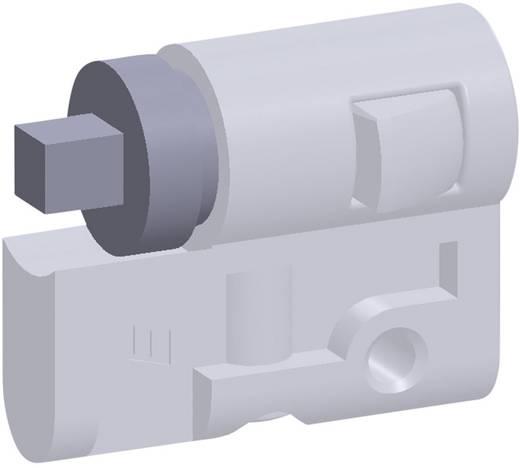 Verschlusseinsatz 8 mm Vierkant Fibox ARCA 8120872 1 St.