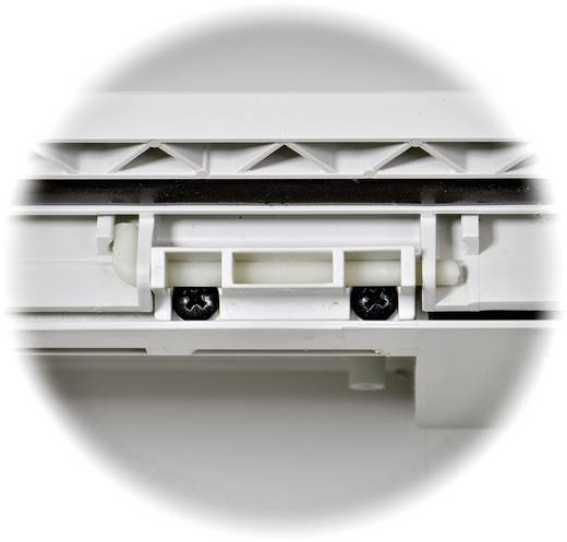 Scharnier Grau Fibox ARCA 8120891 1 St.