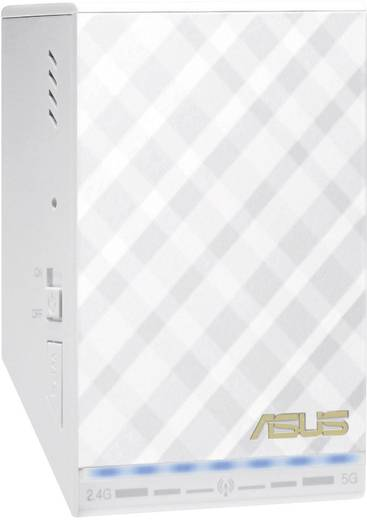 Asus RP-AC52 WLAN Repeater 750 MBit/s 2.4 GHz, 5 GHz
