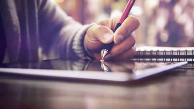 Penna per touchscreen Adonit Jot Pro con pennino di precisione Rosso