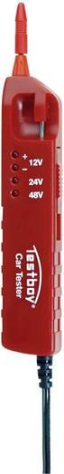 Testboy Cartester Spannungsprüfer, Spannungstester Kalibriert nach ISO