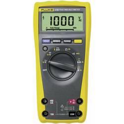 Digitálne/y ručný multimeter Fluke 179 1592842, kalibrácia podľa (ISO)