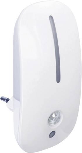 Nachtlicht mit Bewegungsmelder Oval LED Kalt-Weiß GEV LIV 6867 006867 Weiß