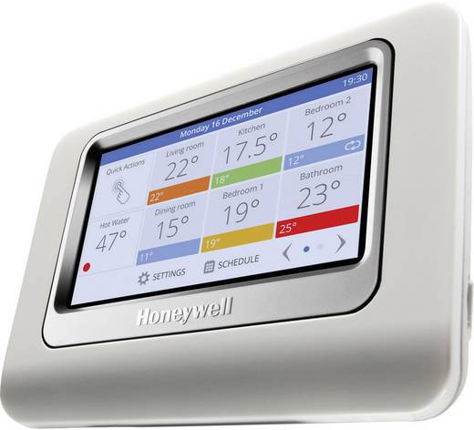 Honeywell Gateway Starter Paket Honeywell evohome THR992GRT