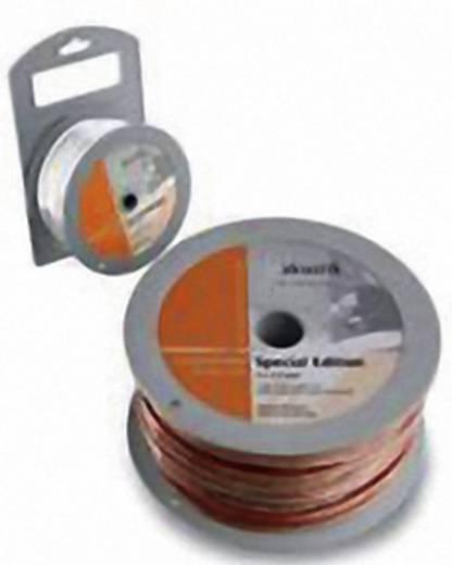 Lautsprecherkabel 2 x 1.50 mm² Weiß Inakustik 01002436 30 m