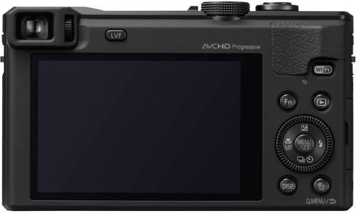 Panasonic Lumix DMC-TZ61 Digitalkamera 18.1 Mio. Pixel Opt. Zoom: 30 x Schwarz Full HD Video, WiFi, GPS, Elektronischer