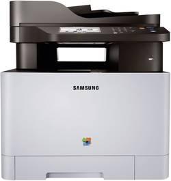 Barevná laserová multifunkční tiskárna Samsung Xpress C1860FW, LAN, Wi-Fi, NFC, ADF