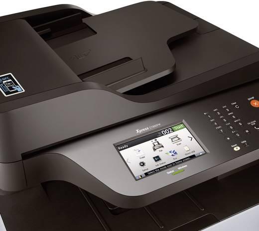 Samsung Xpress C1860FW Farblaser-Multifunktionsdrucker A4 Drucker, Fax, Kopierer, Scanner LAN, WLAN, NFC, ADF