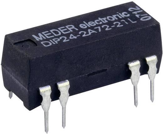 Reed-Relais 2 Schließer 24 V/DC 0.5 A 10 W DIP-8 StandexMeder Electronics DIP24-2A72-21L