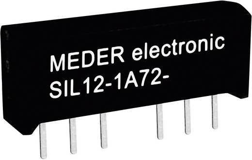 Reed-Relais 1 Schließer 5 V/DC 0.5 A 10 W SIL-4 StandexMeder Electronics SIL05-1A72-71D