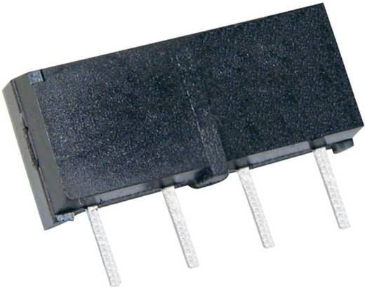 Reed-Relais 1 Schließer 5 V/DC 0.5 A 10 W SIP-4 StandexMeder Electronics MS05-1A87-75DHR