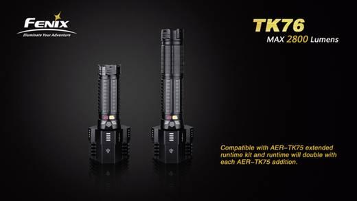 Batteriefach Passend für (Details): Fenix TK75, Fenix TK76 Fenix FENTK75EXTENTION