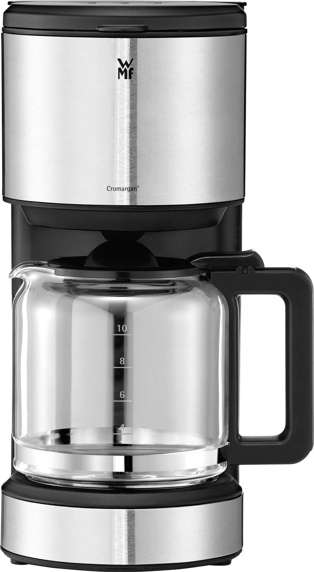 schwarz glänzend Grundig Glaskrug-Kaffeemaschine KM 4620