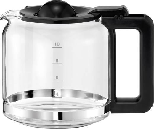 Kaffeemaschine WMF STELIO Aroma Edelstahl Fassungsvermögen Tassen=10 Warmhaltefunktion