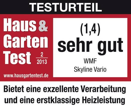 WMF SKYLINE Vario Wasserkocher schnurlos, Temperaturvorwahl Edelstahl