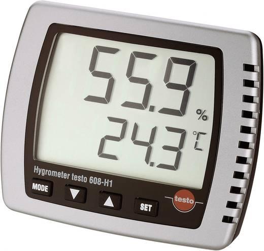 testo 608-H1 Luftfeuchtemessgerät (Hygrometer) 10 % rF 98 % rF Taupunkt-/Schimmelwarnanzeige Kalibriert nach: DAkkS