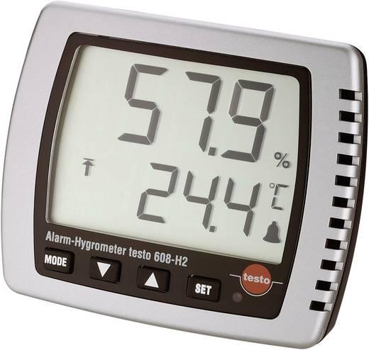 testo 608-H2 Luftfeuchtemessgerät (Hygrometer) 2 % rF 98 % rF Taupunkt-/Schimmelwarnanzeige Kalibriert nach: ISO