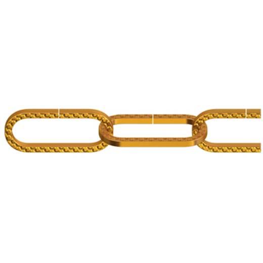 Zierkette Messing Stahl vermessingt dörner + helmer 4821062L 2.5 m