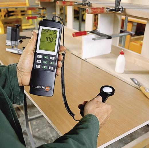 Luxmeter testo 545 bis 10000 lx Kalibriert nach Werksstandard (ohne Zertifikat)