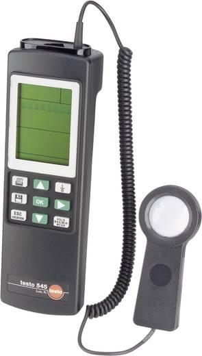 testo 545 Luxmeter 0 - 100000 lx Kalibriert nach Werksstandard (ohne Zertifikat)