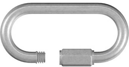 Kettennotglied mit Schraube 12 mm Stahl galvanisch verzinkt dörner + helmer 174182 25 St.