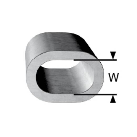 Pressklemme 7 mm Aluminium dörner + helmer 174509 100 St.