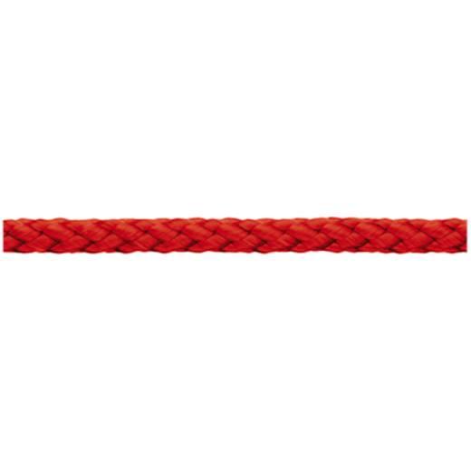 Polypropylenschnur geflochten (Ø x L) 4 mm x 600 m dörner + helmer 190016 Rot