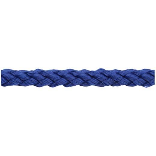 Polypropylenschotleine geflochten (Ø x L) 10 mm x 100 m dörner + helmer 190088 Marine-Blau