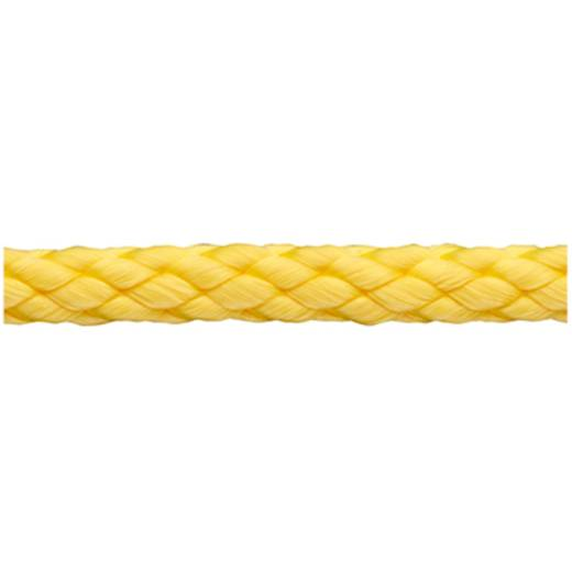 Polypropylenschotleine geflochten (Ø x L) 10 mm x 100 m dörner + helmer 190089 Gelb