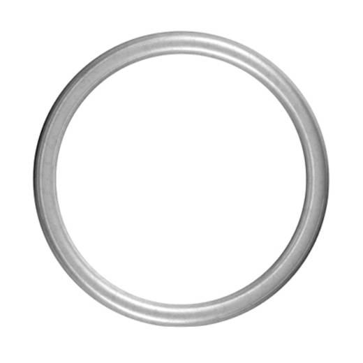 Geschweißte Ringe Innen-Durchmesser: 45 mm Stahl galvanisch verzinkt 20 St. dörner + helmer 4810114