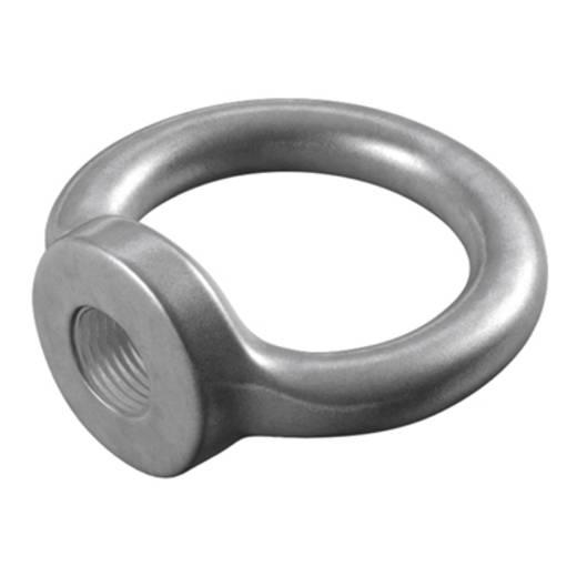 dörner + helmer Ringmutter Zinkdruckguss galvanisch verzinkt M6 10 St.