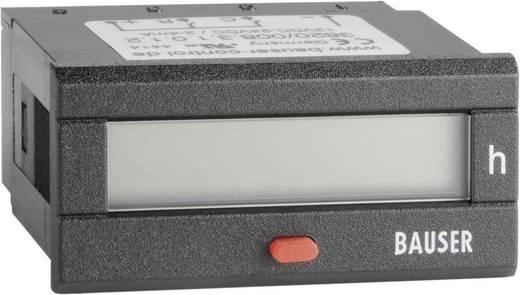 Bauser BZ/BZ 115-240 V/AC Digitaler Zeitzähler - Twin-Technik Typ 3820 Betriebsstundenzähler mit Betriebsstundenzähler (