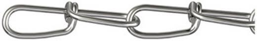 Knotenkette Silber Edelstahl A2 dörner + helmer 4822602LH 1 m