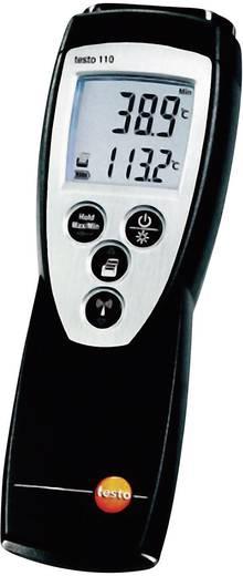testo 110 Temperatur-Messgerät -50 bis +150 °C Kalibriert nach: ISO