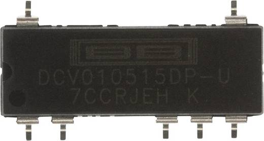 Texas Instruments DCV010515DP-U DC/DC-Wandler, SMD 33 mA 1 W Anzahl Ausgänge: 2 x