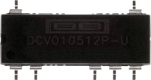 DC/DC-Wandler, SMD Texas Instruments DCV010512P-U 12 V 83 mA 1 W Anzahl Ausgänge: 1 x